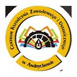 Centrum Kształcenia Zawodowego i Ustawicznego w Andrychowie Logo